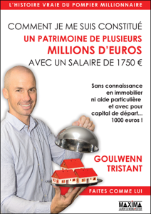 Comment je me suis constitué un patrimoine de plusieurs millions d'euros avec un salaire de 1750 euros La couverture du livre martien