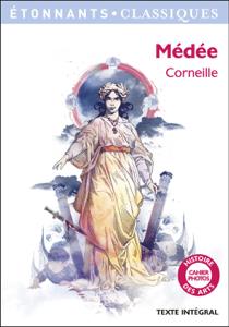 Médée (édition enrichie avec dossier et cahier photos) La couverture du livre martien