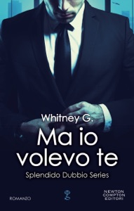 Ma io volevo te Book Cover