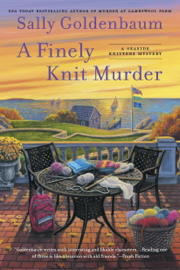 A Finely Knit Murder book