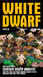 White Dwarf Issue 124: 11th June 2016 (Mobile Edition)