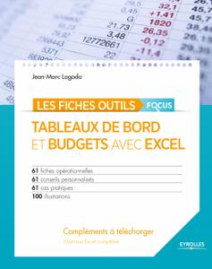 Tableaux de bord et budgets avec Excel - Focus La couverture du livre martien