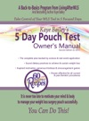 The 5 Day Pouch Test Owners Manual