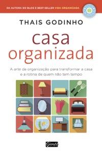 Casa Organizada Book Cover