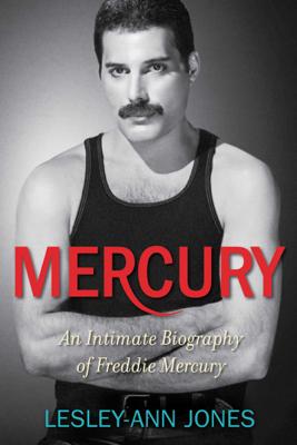 Mercury - Lesley-Ann Jones book