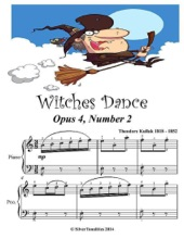 Witches Dance Opus 4 Number 2
