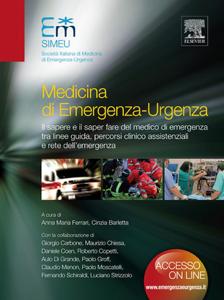 Medicina di emergenza-urgenza Copertina del libro
