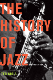 The History of Jazz book