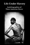 Life Under Slavery Autobiographies Of Three American Slaves