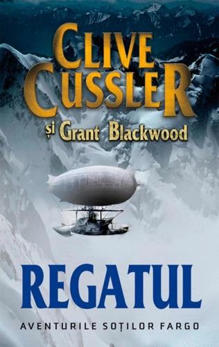 Cussler Clive & Blackwood Grant - Regatul