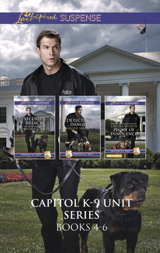 Margaret Daley, Valerie Hansen & Lenora Worth - Capitol K-9 Unit Series Books 4-6