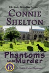 Phantoms Can Be Murder A Girl And Her Dog Cozy Mystery