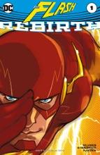 The Flash: Rebirth (2016-) #1