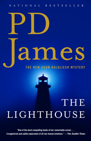 The Lighthouse - P. D. James
