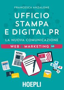 Ufficio Stampa e Digital PR Copertina del libro