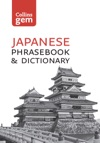 Collins Japanese Dictionary And Phrasebook Gem Edition Collins Gem