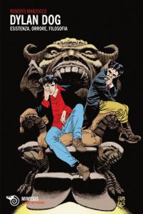 Dylan Dog: esistenza, orrore, filosofia Libro Cover
