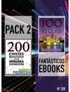 200 CHISTES REDUCIDOS A LA MNIMA EXPRESIN  100 REGLAS PARA AUMENTAR TU PRODUCTIVIDAD
