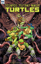 Teenage Mutant Ninja Turtles: Free Comic Book Day 2017 book