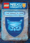 The Knights Code A Training Guide LEGO NEXO KNIGHTS