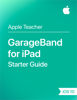 Apple Education - GarageBand for iPad Starter Guide iOS 10 artwork