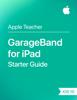 Apple Education - GarageBand for iPad Starter Guide iOS 10 artwork