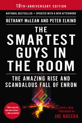 The Smartest Guys in the Room - Bethany McLean & Peter Elkind book