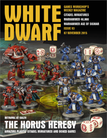 White Dwarf Issue 93: 07th November 2015 (Tablet Edition)