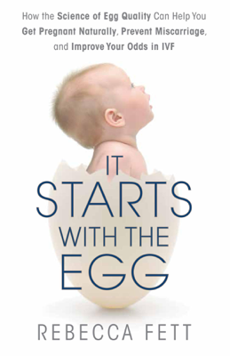 It Starts with the Egg - Rebecca Fett book