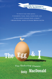 The Egg and I book
