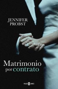 Matrimonio por contrato (Casarse con un millonario 1) Book Cover