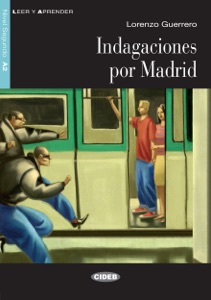 Indagaciones por Madrid Book Cover