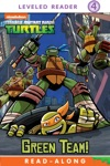 Green Team Teenage Mutant Ninja Turtles Enhanced Edition