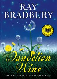 Dandelion Wine book