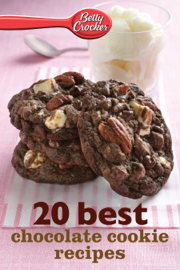 Betty Crocker 20 Best Chocolate Cookie Recipes book