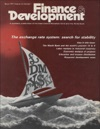 Finance  Development March 1979
