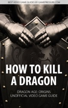 How to Kill A Dragon - Dragon Age: Origins Unofficial Video Game Guide