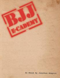 BJJ E-Cademy book