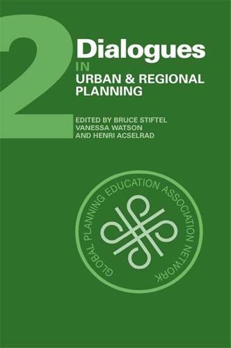 Bruce Stiftel, Vanessa Watson & Henri Acselrad - Dialogues in Urban and Regional Planning