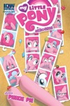 My Little Pony Micro Series 5 - Pinkie Pie