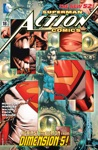 Action Comics 2011-  18
