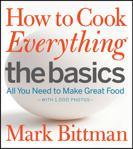 How to Cook Everything The Basics Book Cover