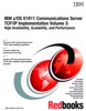 IBM Z/OS V1R11 Communications Server TCP / IP Implementation Volume 3: High Availability, Scalability, And Performance