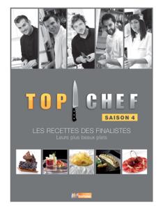TOP CHEF Saison 4 La couverture du livre martien