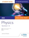 AQA ASA Level Year 1 Physics Student Guide Sections 1-3