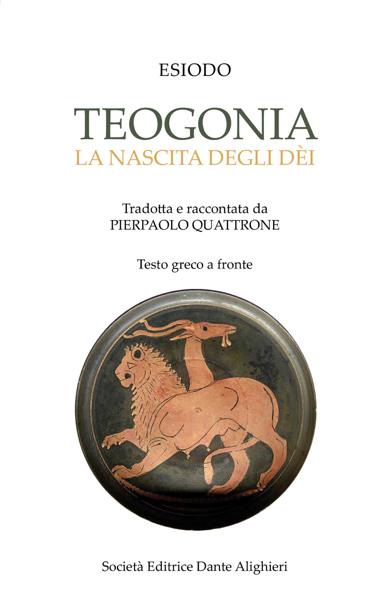 Teogonia - La nascita degli dèi da Pierpaolo Quattrone