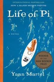 Life of Pi - Yann Martel Book