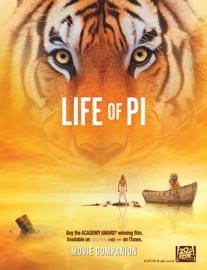 Life of Pi: Movie Companion book