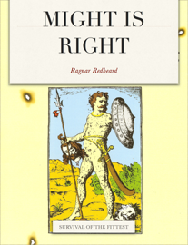 Might Is Right book