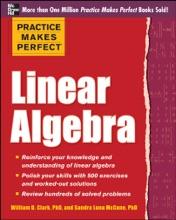 Practice Makes Perfect Linear Algebra (EBOOK)
